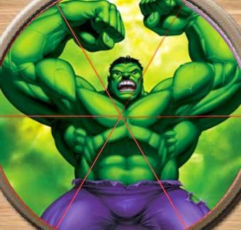 Yeşil Dev Hulk 2 Oyunu