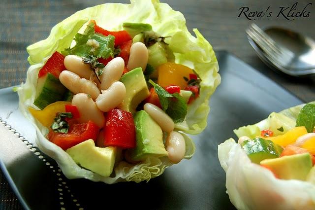 Kaarasaaram: Moroccan Chickpea Salad with Ras El Hanout ...