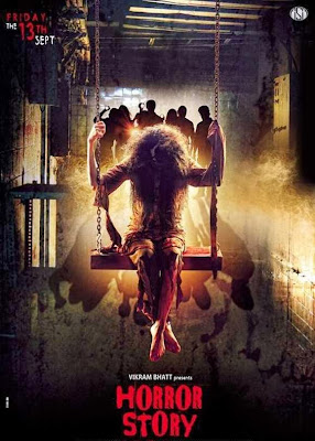 Poster Of Hindi Movie Horror Story (2013) Free Download Full New Hindi Movie Watch Online At worldfree4u.com