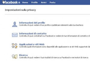 facebook motori ricerca