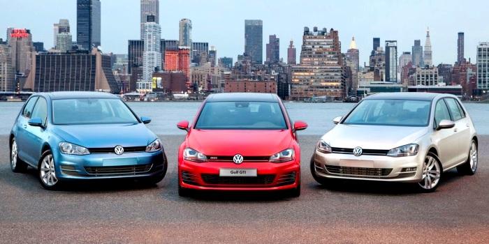 VW Golf. Majalah Otomotif Online
