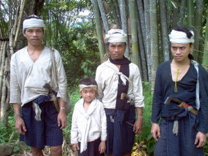Pakaian Adat Daerah Banten