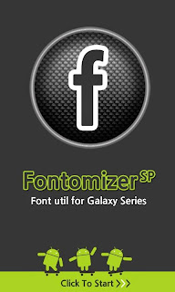 Aplikasi Android Merubah Font Terbaik HP Samsung Galaxy
