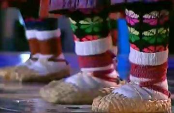 ryska skor