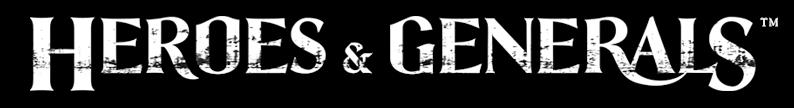 Heroes & Generals Free Gold Voucher Codes