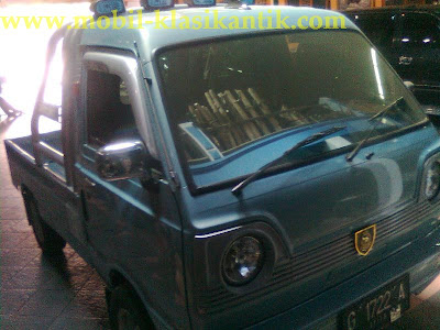 modifikasi suzuki carry tahun 1987