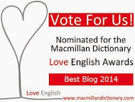 Vote for Your English Fairy!