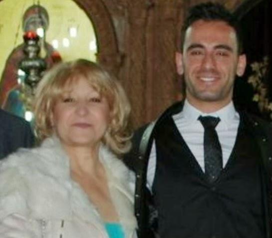 Χαλκίδα: Δύσκολες ώρες για τον ποδοσφαιριστή Κώστα Τζάβρα - Έχασε τη μητέρα του (ΦΩΤΟ)