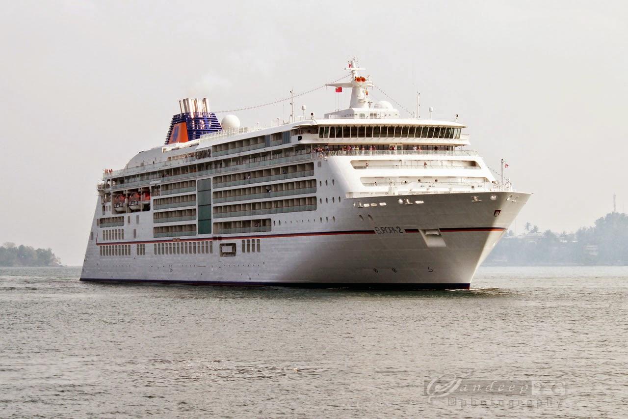 Cruise ship Europa 2