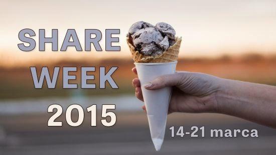 Share Week - last minute