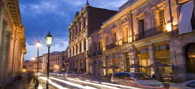 Visita Zacatecas México