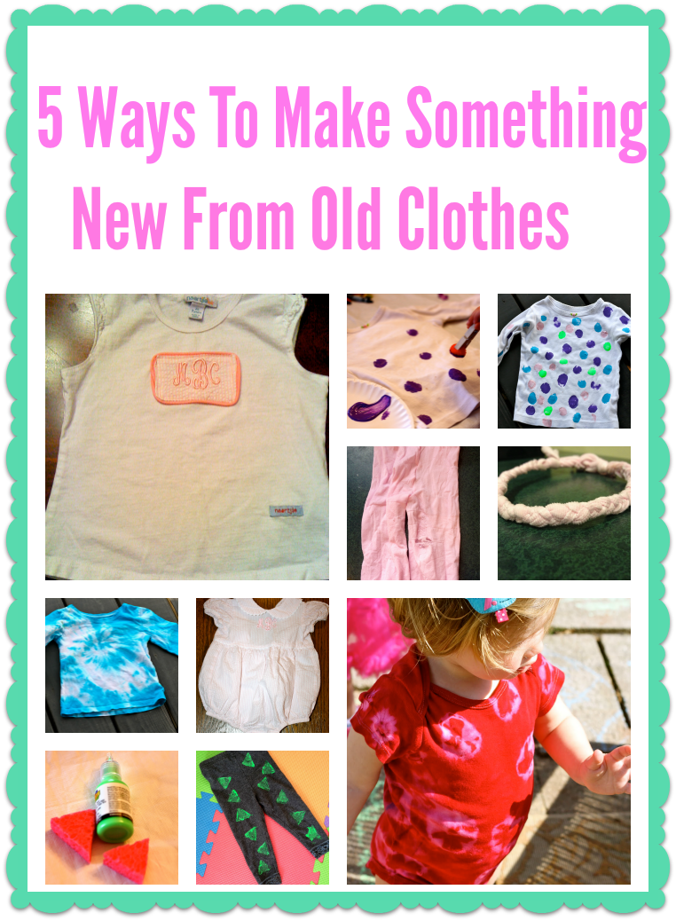 the chirping moms 5 ways to make something new from old