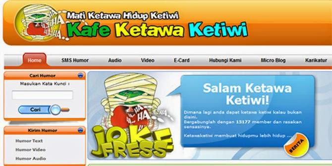 Website Humor Terbaik Di Indonesia