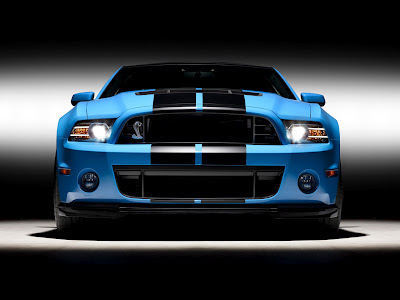 Wallpaper Collections  2013 Ford Shelby GT500