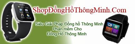 Đồng Hồ Thông Minh - Phần Mềm Đồng Hồ Thông Minh