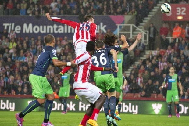 EPL Stoke City Tewaskan Newcastle United 1 0