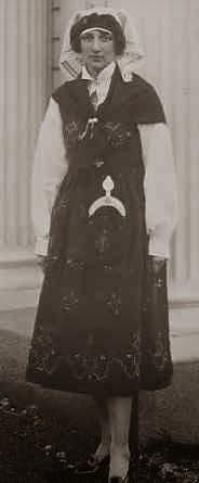 Princesse héritière Märtha de Norvège, née princesse de Suède 1901-1954
