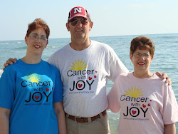 Order Your Cancer with Joy t-shirt Today (Click Add to Cart below)!