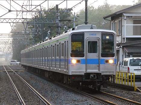 東武野田線 柏行き 10300系