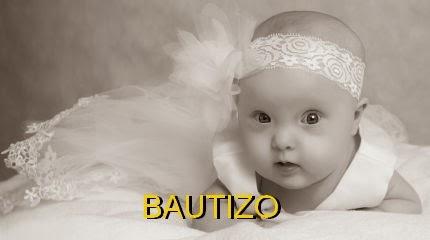 Ver fotos de tortas decoradas de BAUTIZO