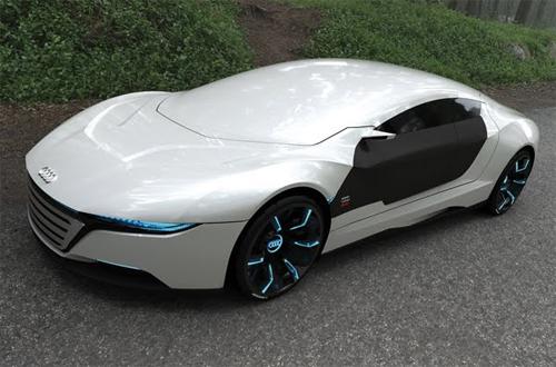 Audi A9 Concept photo