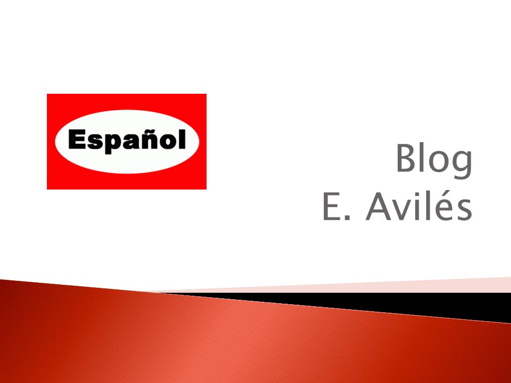 E. Avilés