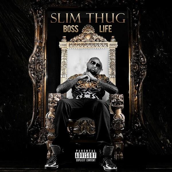 Slim Thug - Boss Life Cover
