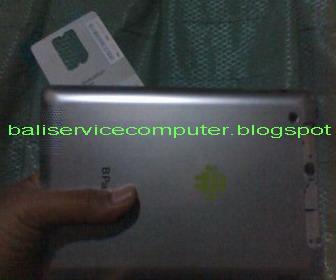 BALI SERVICE COMPUTER: Cara Memperbaiki Tablet Beyond bpad Sering