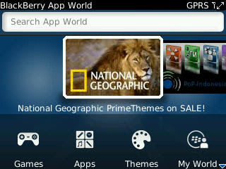 Download BlackBerry App World 3.0.0.37
