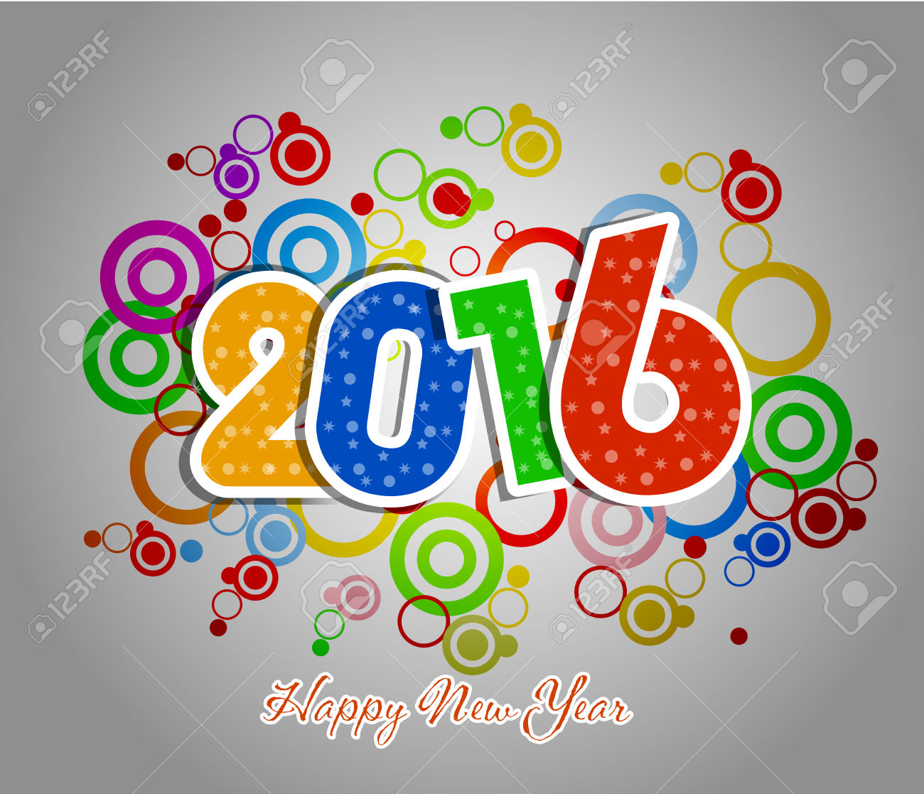 Happy New Year 2016 Cards Happy New Year 2017