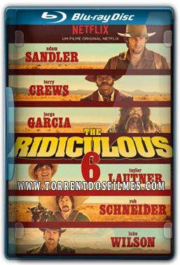 The Ridiculous 6 (2015) Torrent - WEB-DL 720p Dual Áudio