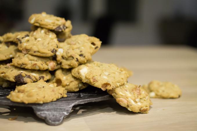 mehevät cookiesit