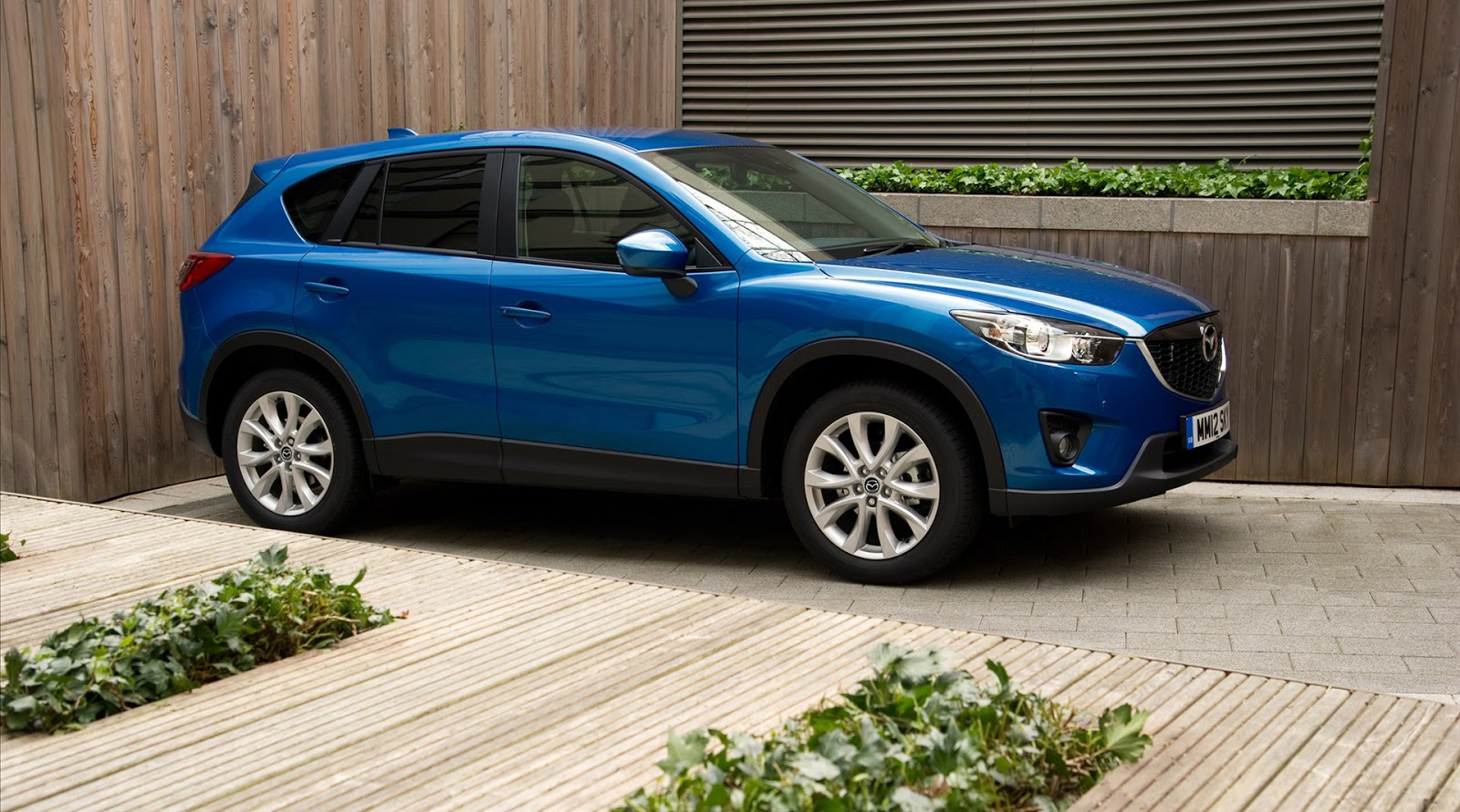 Mazda Cx 5 Cargo Space Dimensions >> 2013 Mazda cx-5 - ReViEw 4 CArS AnD TrUcKs