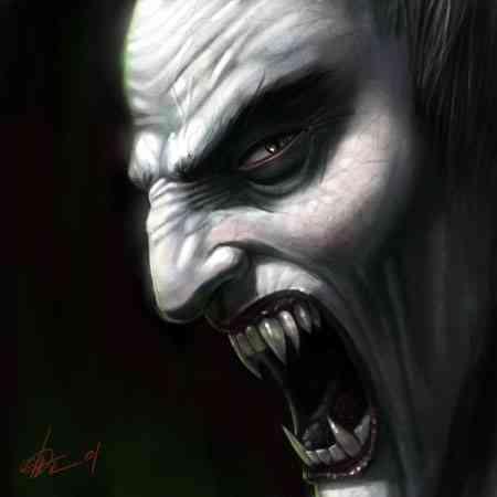 Vampiros. Vampiro