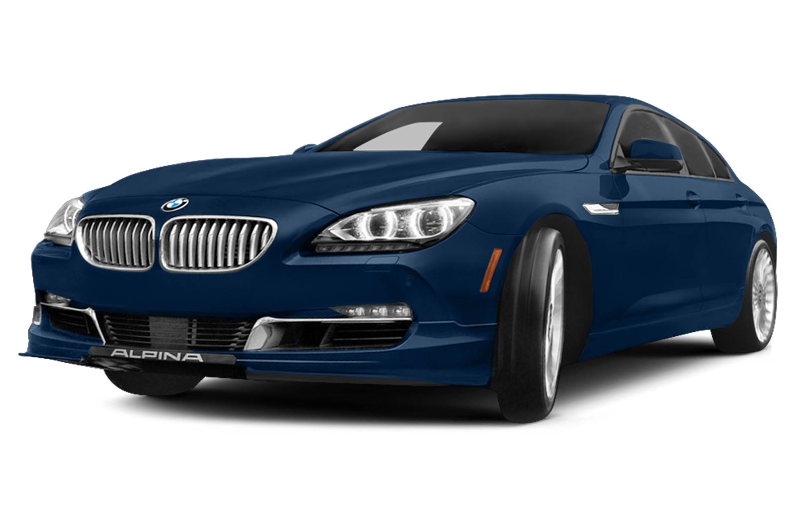2015 BMW ALPINA B6 Gran Coupe High Resolution Pictures