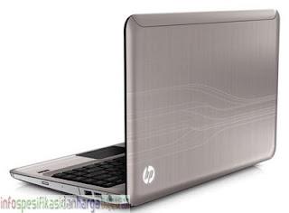 Harga HP Pavilion DM4-3001TX Laptop Terbaru 2012