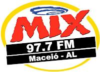 Rádio Mix FM de Maceió ao vivo, a rádio diferente!