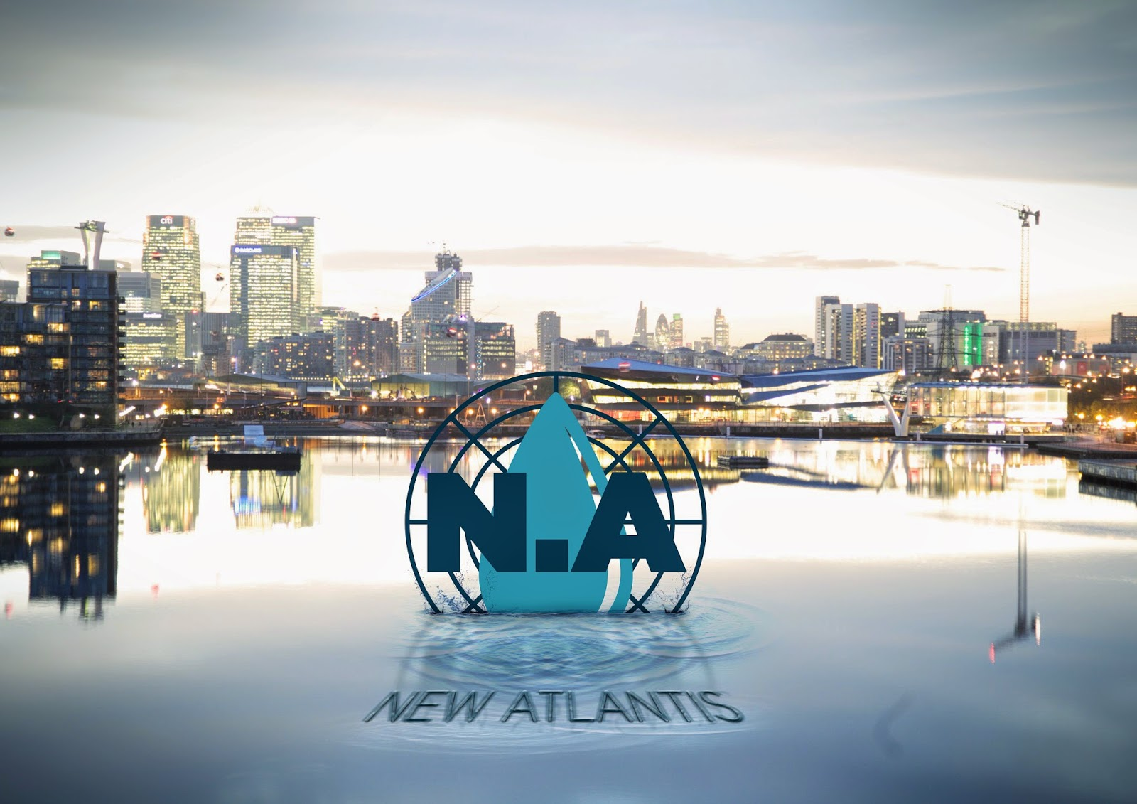 New Atlantis The Crystal