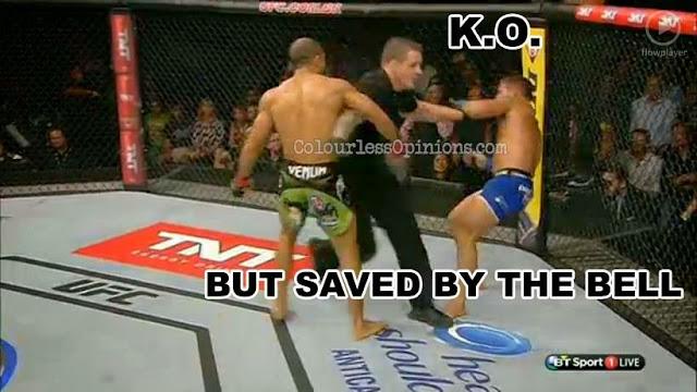 Jose Aldo Chad Mendes UFC 179 meme