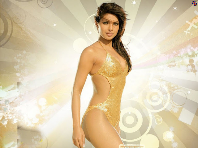 priyanka chopra in bikini hot wallpapers downloads