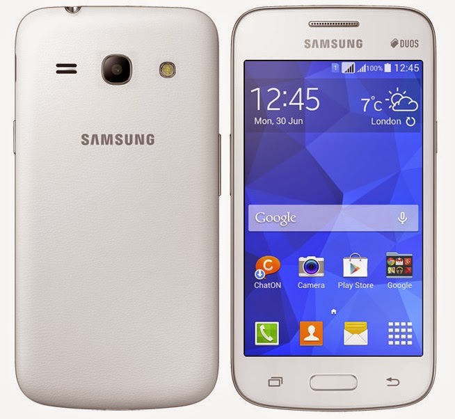 Hard Reset Samsung Galaxy Star 2 Plus