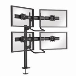 4 Screen Monitor Mount