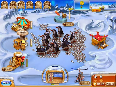 Download Game Farm Frenzy 3 Ice Age For PC