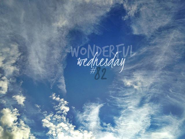Wonderful Wednesday #82