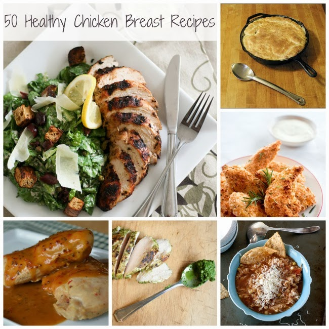 Healthy Chicken Breast Recipes image