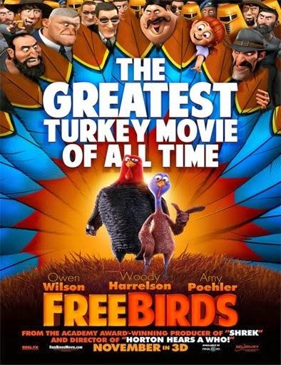 Vaya pavos (Free Birds) (2013)