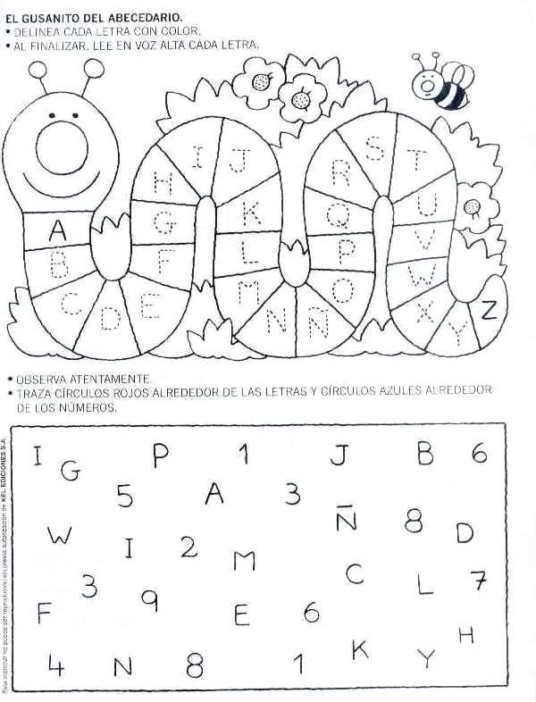 Educación Preescolar: Hojas didácticas: vocales