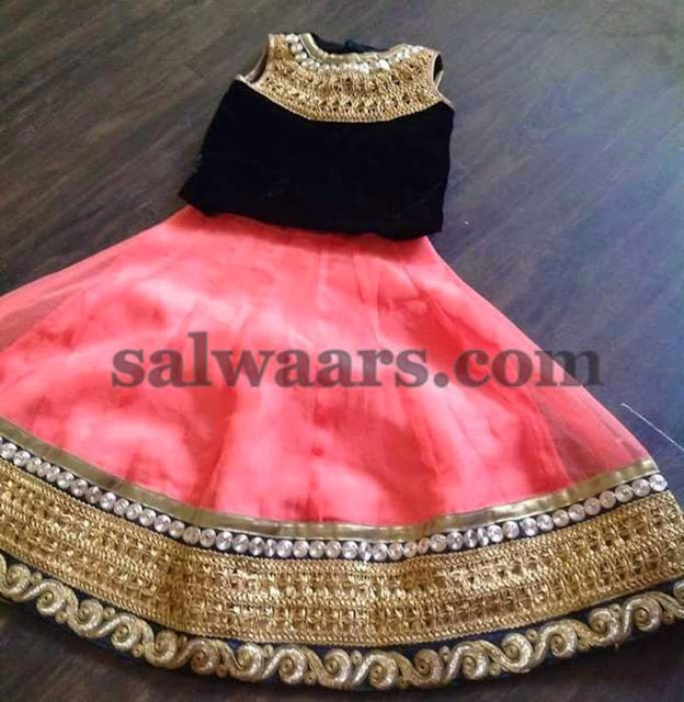 Light Pinkish Lehenga
