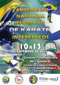 IV Campeonato Nacional - 2016