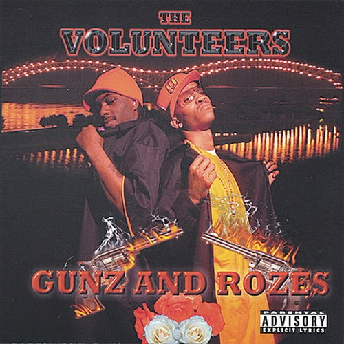 Da Volunteers - Gunz And Rozes (2004)